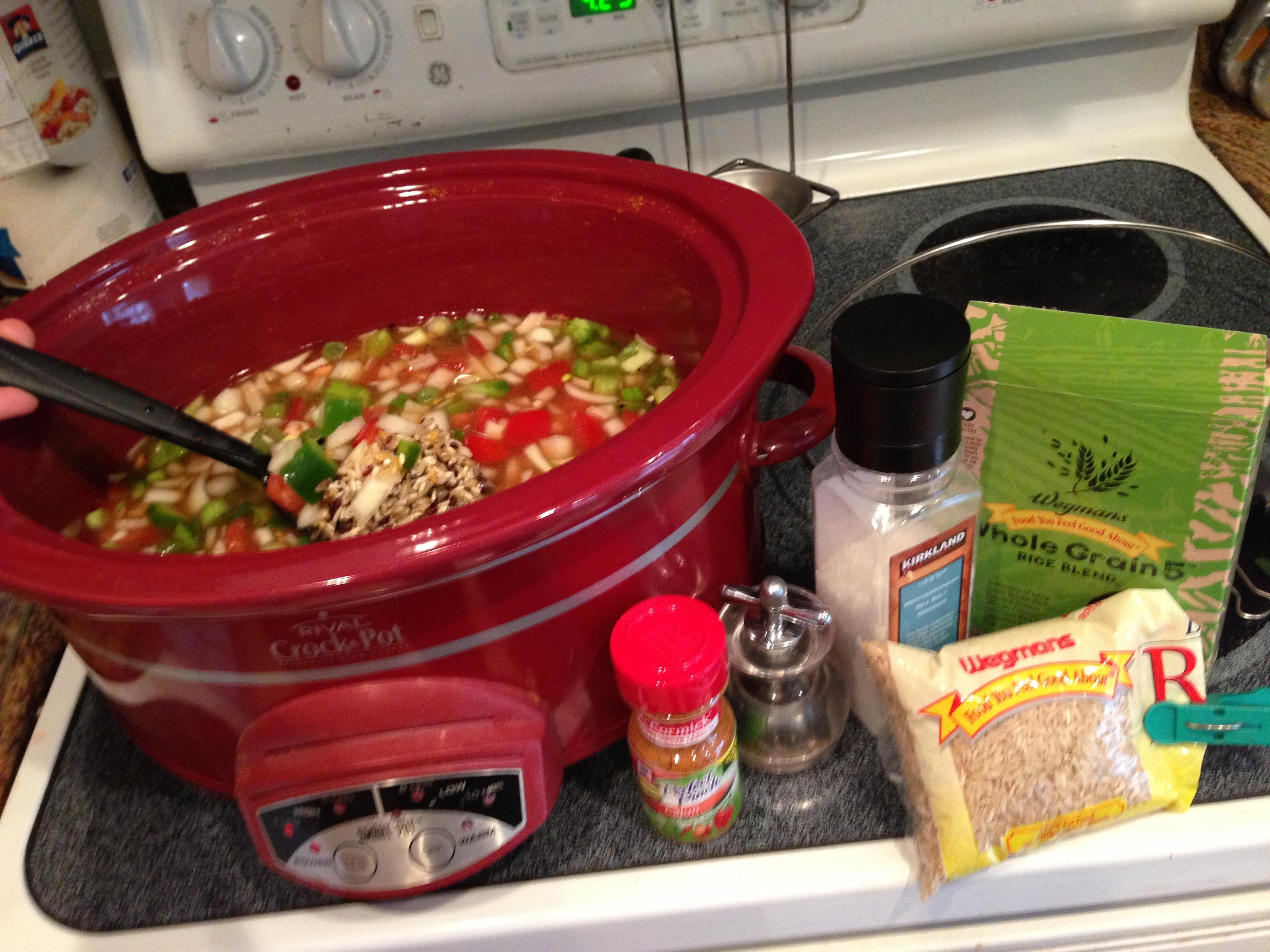 how to make cajun rice
